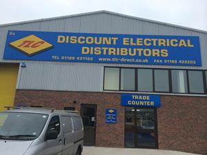 TLC electrical distributors in Reading